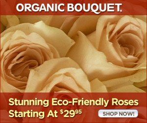 Organic Flower Delivery