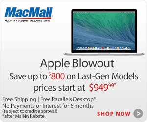Apple Blowout: Huge Discounts on Last-Gen Models