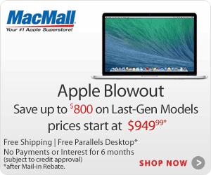 Apple Blowout: Huge Discounts on Last-Gen Models