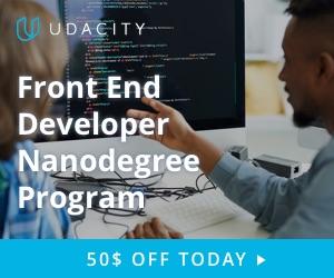 Udacity Nanodegree Program: Unlease Your Career. Enroll in a Front End Developer Nanodgree Program