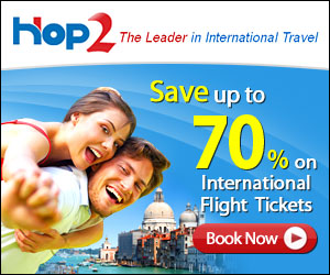 Save on Travel with Hop2.com