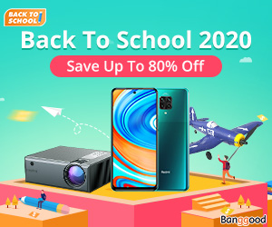 Back to School Promotion - Save Max 50% OFF for Hot Items