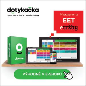 Pokladní systém Dotykacka.cz