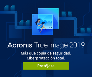 Image for ES Acronis True Image 2019 | Launch Banner