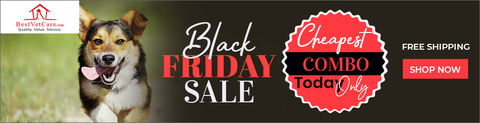 Best Vet Care - Black Friday Sale