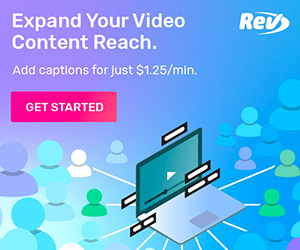 Want more viewers? Add captions for just $1.25/min. 24 hour turnaround & 99% accuracy