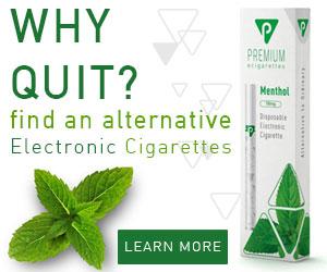 300x250 Pemium Electronic Cigarette