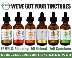 Shop All Natural, Full Spectrum Tinctures from CBD Resellers