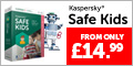 New Kaspersky Safe Kids! Protect your Kids online! From Only £14.99