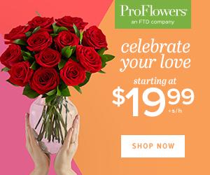 ProFlowers Discount Code 2018 - Anniversary Flowers - ProFlowers