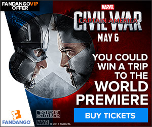 Captain America Premiere Sweepstakes