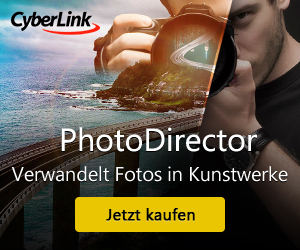 PhotoDirector 10- DE Product page