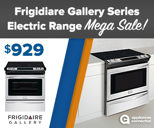 Frigidaire Gallery FGES3065PF Range Sale - ApplianceConnection.com