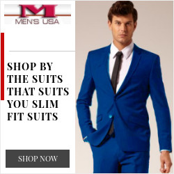 SHOP BY THE SUITS THAT SUITS YOU SLIM FIT SUITS
