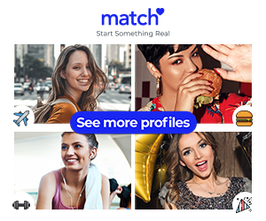 Match - #loveyourimperfections