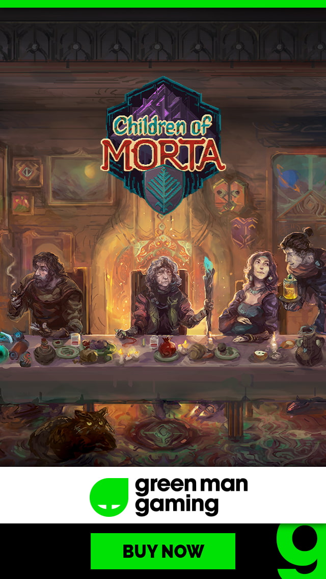 Buy Children of Morta at Green Man Gaming