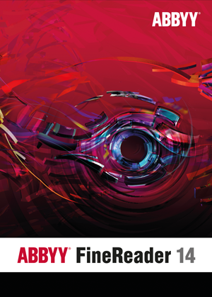ABBYY FineReader 14 OCR / PDF software