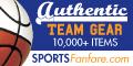 Authentic Team Gear at SportsFanfare.com