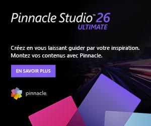 Nouveaute! Pinnacle Studio 22 (FR)