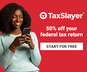 50% Off TaxSlayer Federal E-files