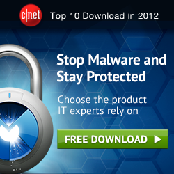 FREE Download of Malwarebytes.