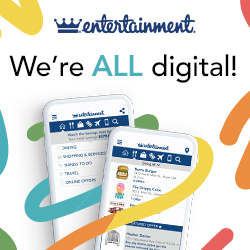 All 2020 Entertainment Coupon Books