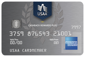 Cashback Rewards Plus American Express<sup>&reg;</sup> Card