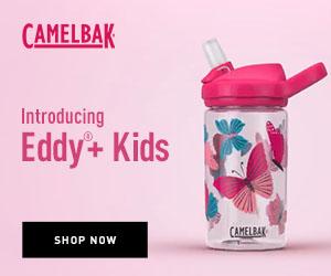 Eddy+ Kids Water Bottle