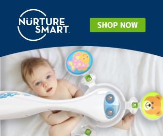 Pediatric Endorsed Baby Crib Mobile