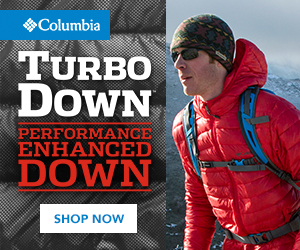 Shop The TurboDown Collection at Columbia.com.