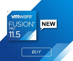 VMWare 11 Fusion Pro