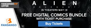 Fandango - Alien: Covenant GWP