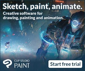 Free Trial: Clip Studio Paint