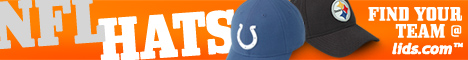 NFL Team Hats, Apparel and Gear from lids.com!