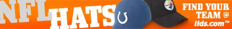 2007 NFL 2nd Season Sideline Hat at lids.com!