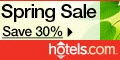 Spring Sale at Hotels.com!