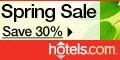 Spring Sale at Hotels.com!