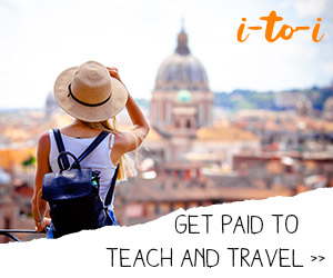 Travel the world with a TEFL certificate to teach English!