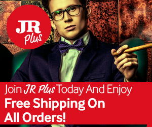 JR Cigar Free Shipping Coupon 2018