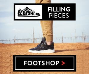 Footshop ES: Filling Pieces