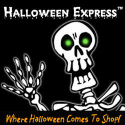 Halloween Express Coupon Code 25% Off