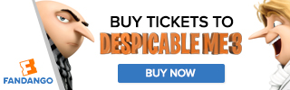 Fandango - Despicable Me 3 Tickets