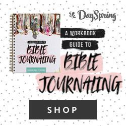 dayspring workbook guide to bible journaling