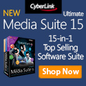 CyberLink DVD Suite 7 Ultra - 25% Off