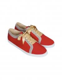 Boubou Satin Low Sneakers