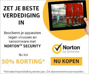 NL - Norton Security 50% off