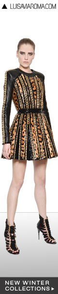 BALMAIN new summer 2013 collections for women