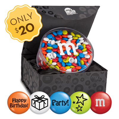 400x400 M-azing Birthday Blend Gift Box
