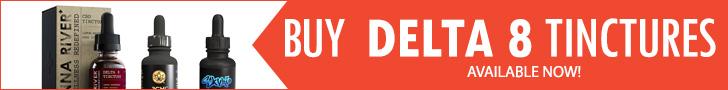 Get Delta 8 Tinctures Online!