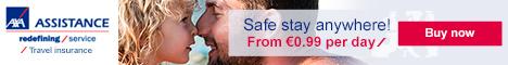 AXA Schengen Travel Insurance